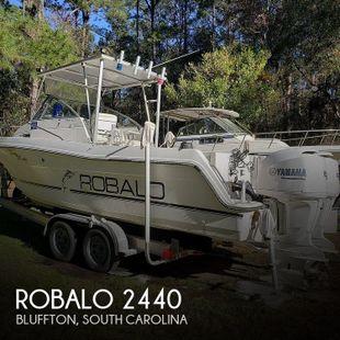 1995 Robalo 2440