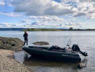 River Boat 420 XR