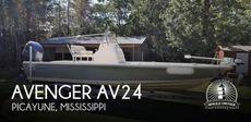 2017 Avenger AV24