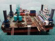 1999 Barge - Jack Up Platform For Charter