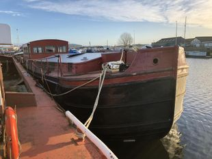 97ft x 17ft Selby Barge