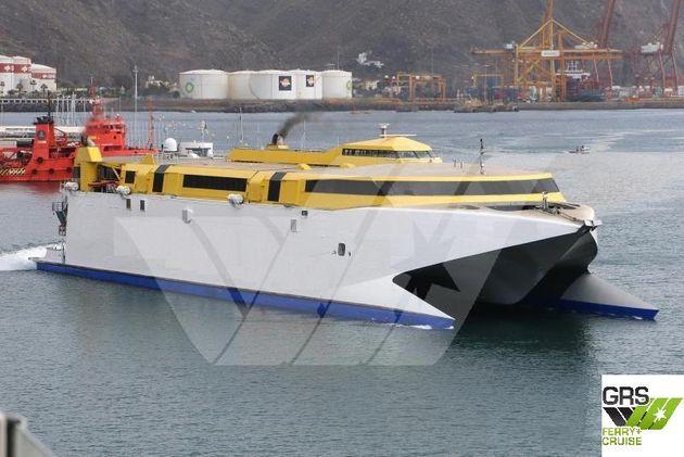 96m / 1.000 pax Passenger / RoRo Ship for Sale / #1060067
