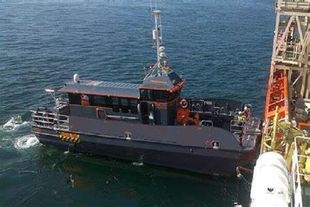 Swath - Crew Transfer Vessel for Sale