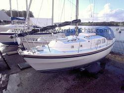Westerly Berwick Bilge Keel Yacht