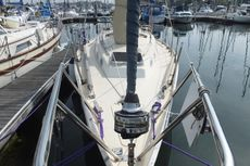 SOLD by BOSHAM YACHT SALES Contessa 32 £40K spent