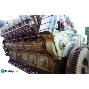 MaK 12 M 453 AK mship.no
