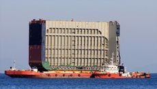 6000 DWT RORO Flat Top Ballastable Barge