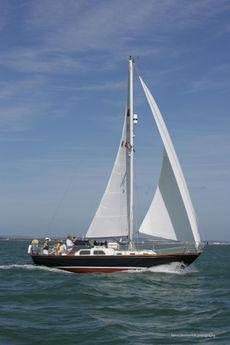 Nicholson 32 - Westwind - classic sailing yacht