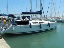 Jeanneau Sun Odyssey 36i 3 cabin coded