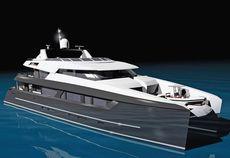 40m Sunreef Power Superyacht