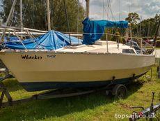 1984 Swift 18 Trailer Sailer - topsail.co.uk
