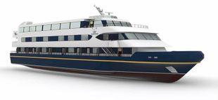 143' Luxury Cruise Ship