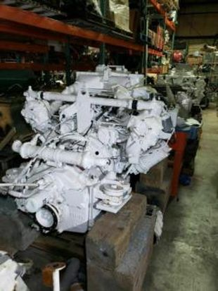 MTU 8-V 183 660hp Marine Engines (2 available)