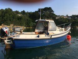 Escort 18 Estuary motorcruiser