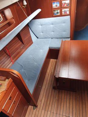 Main cabin berths 2021