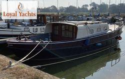 1959 Kotter - Spekbak - 400903 - Dutch Barge
