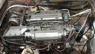 Yanmar 170 hp Marine Engine w/ZF 45 Gear