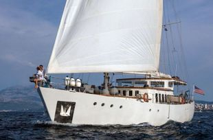 80ft. KETCH MOTOR-SAILER - 2008 - STEEL BUILT