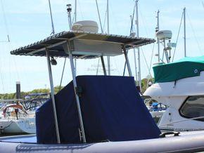 South Boats 9m RIB  - Coachroof/Wheelhouse
