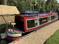"""NUTMEG 35' Trad, Full of Character, """"Small But Perfectly Formed"""""""