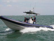 2008 South Boats 9m RIB