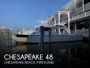 2002 Chesapeake Deadrise 48