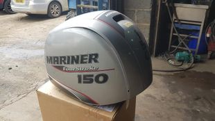 Mariner 150hp 4 stroke hood