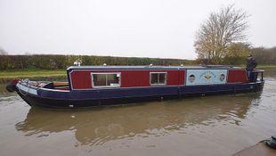 44' Cruiser stern 2011 East West