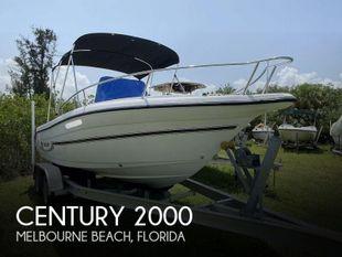 2005 Century 2000