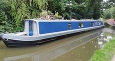2017 62ft reeves narrowboat
