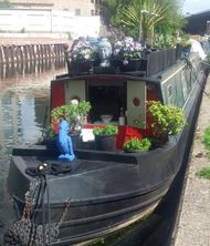 Ready to move-in cruiser Narrowboat