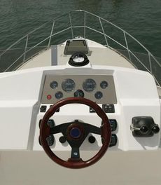 Sealine F34 Upper Helm