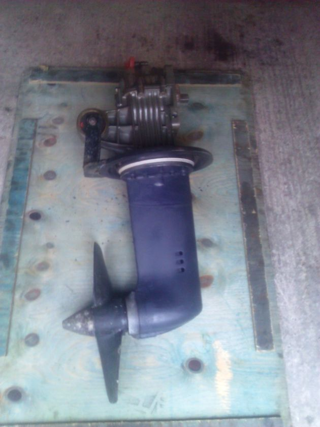 USED Volvo Penta Saildrive Leg Assemblies - 110S, 120S, 125S and 130S