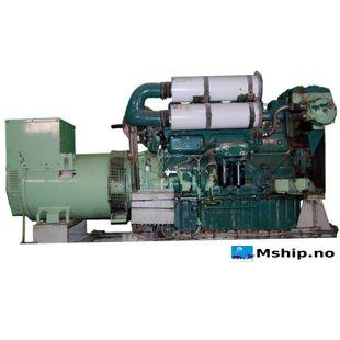 399 kVA Mecc Alte Spa /  Volvo TD 120A