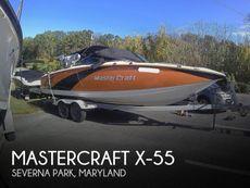 2012 Mastercraft X-55
