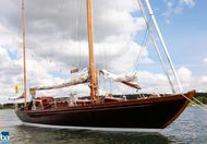 45ft. SWEDISH CLASSIC YAWL - 1937 - Quality Yacht