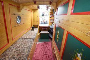Back cabin aft