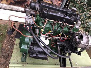 Bmc 1.8 marine engine