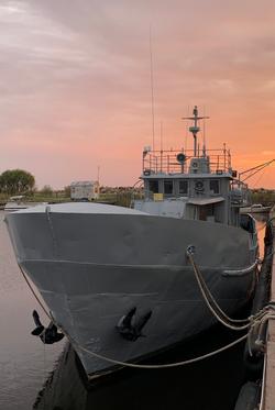Ex Navy vessel