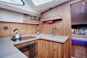 Haines 360 Aft Cabin Galley