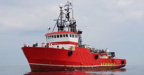 Multipurpose Ship 33 m.