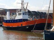 Ex converted Scottish car ferry