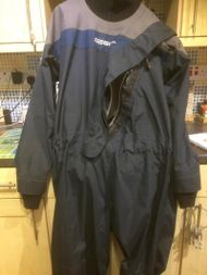 XL Men's dry suit