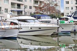 Luxury Sunseeker Manhattan 54 motor yacht, SW10