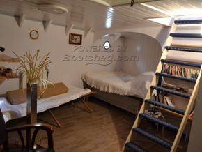 Barge Conversion live aboard barge with pool - Cabin - Crew Quarters