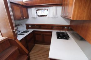 Sasga 42 galley