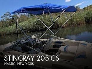 2009 Stingray 205 CS