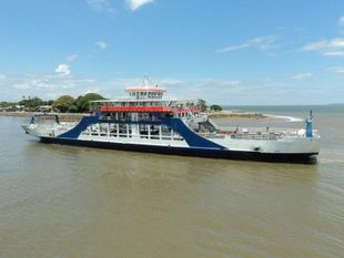 DOUBLE ENDED RO/PAX FERRY