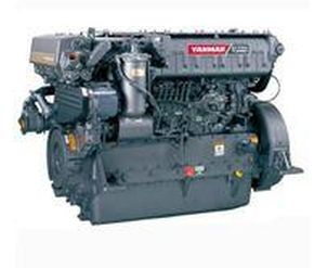 Yanmar 6HYM-WET rated 368 KW @ 1,950 rpm