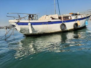 38ft Down Easter Sailing Yacht